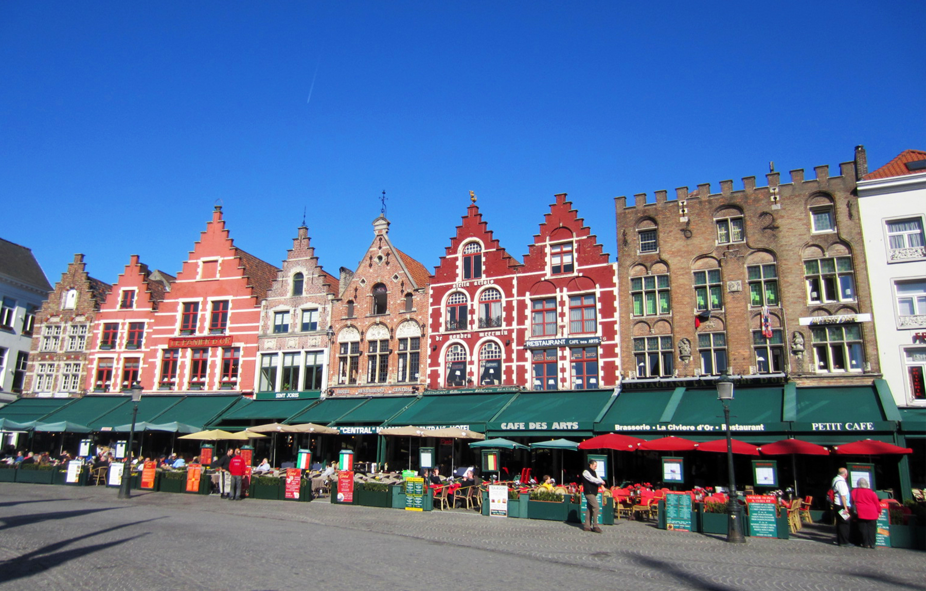 Market Square Bruges | Nordic Experience