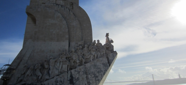 Monument to the Discoveries in Belém