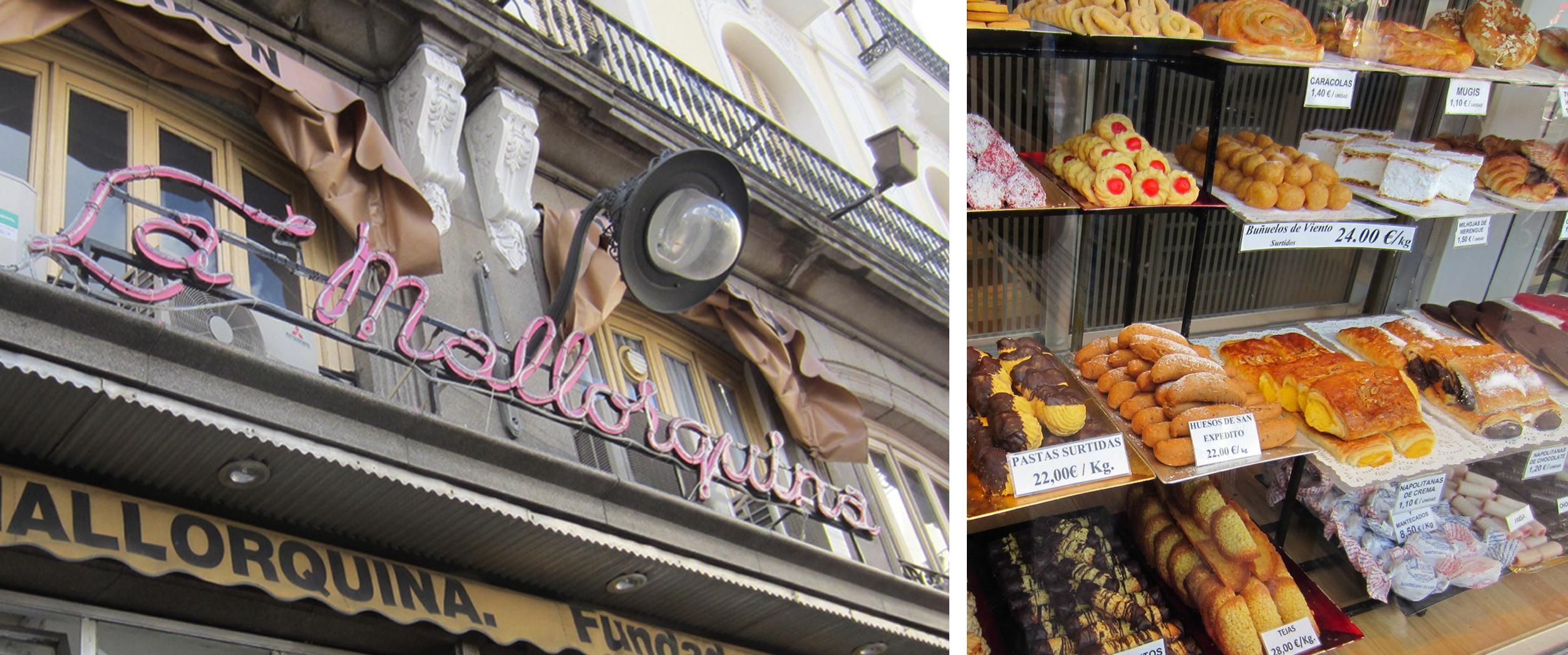 Eats madrid vol 1 boarding pass - La mallorquina barcelona ...