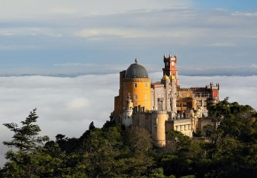 Sintra Daytrip from Lisbon