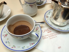 RECIPE: Parisian Hot Chocolate