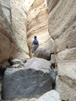 Slot Canyon Trail