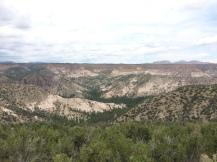 View from the Veterans' Memorial Scenic Overlook