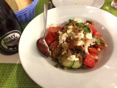 Greek Salad 7