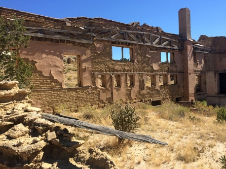 """Abandoned """"ghost town"""" in Hagan"""