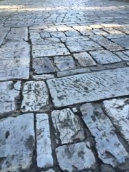Marble streets