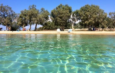 Antiparos Beach Day