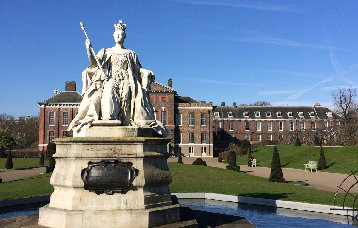 Lifestyles Of The Royal And Famous At Kensington Palace