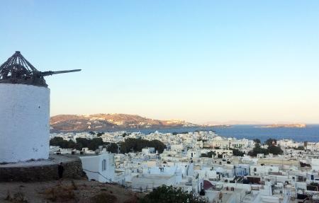 Mykonos View