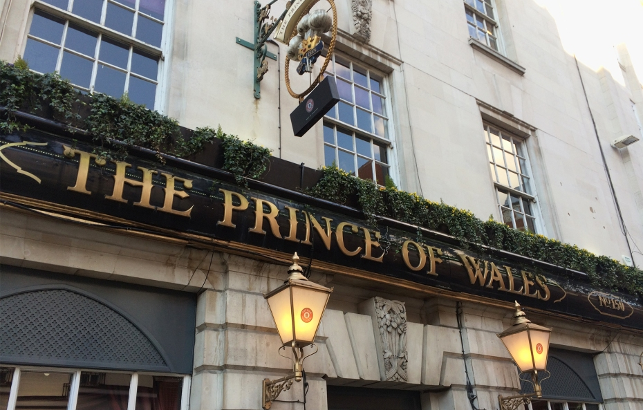 The Prince of Wales1