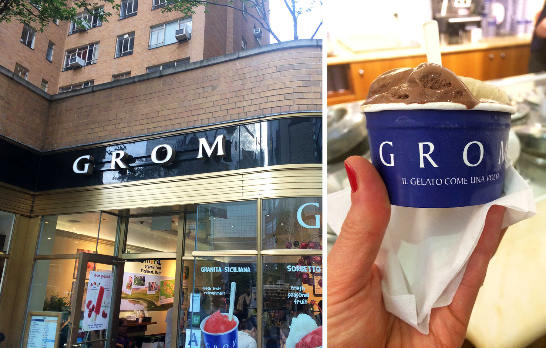 The Sweeter Side Of New York Ice Cream Boarding Pass