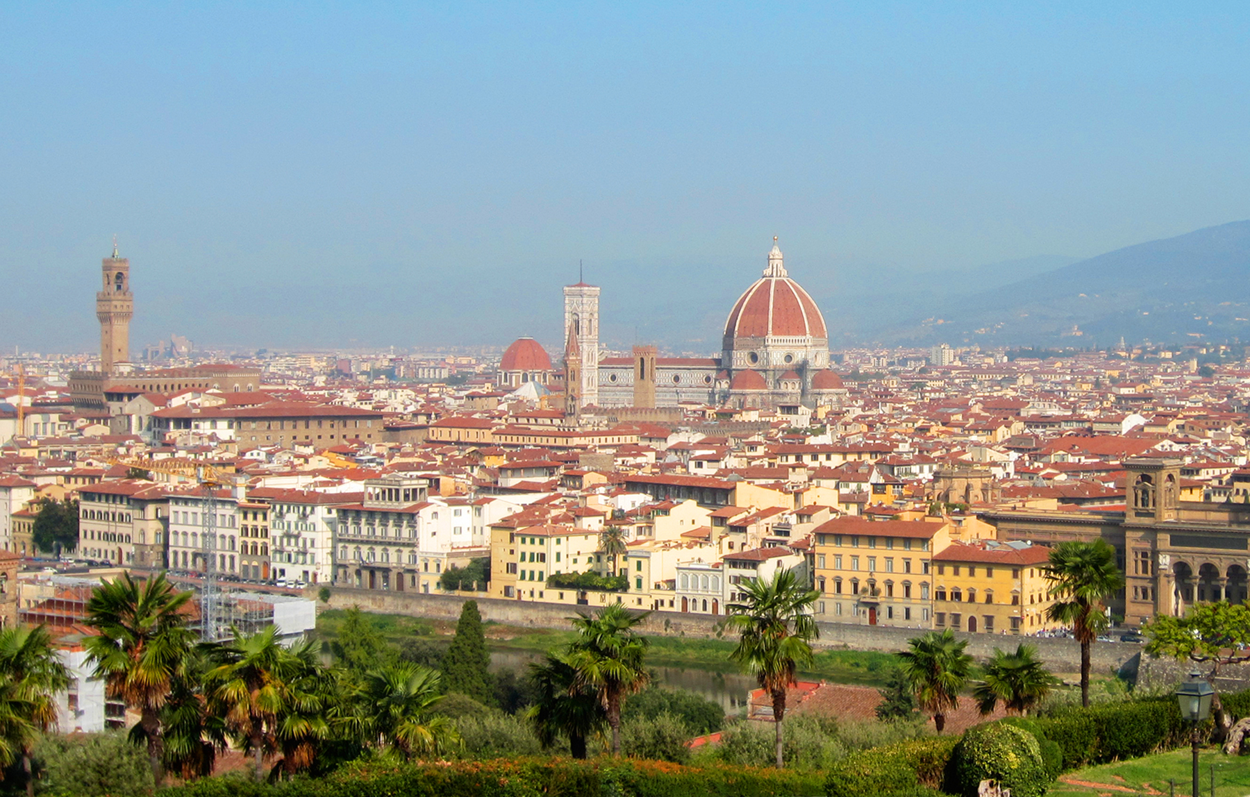 Italian Florence: Where To Find The Best Views In Florence