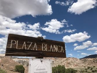 Plaza Blanca