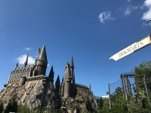 This way to Hogwarts
