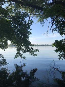 Morning at Lake Nokomis