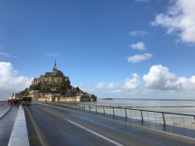Daytrip to Mont Saint Michel