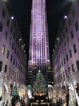 Beautiful Rockefeller Center