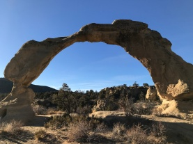 Cox Canyon Arch
