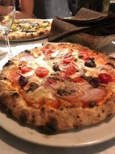 Pizza in Castellammare del Golfo