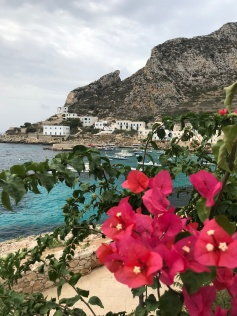 Gorgeous island of Levanzo