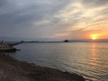 Last Sicilian sunset