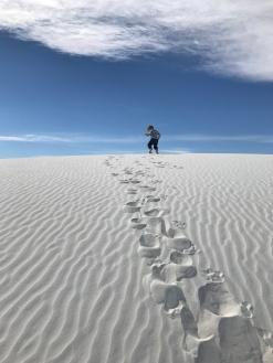 Tiny feetprints