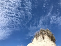 Gorgeous skies above