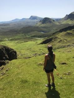 Hiking the Quiraing