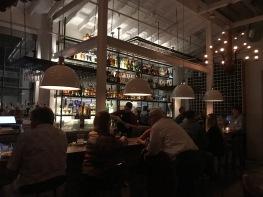 Incredible bar at Il Campo