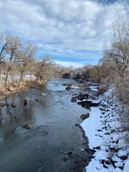 Animas River in Durango