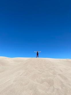 Halfway to High Dune