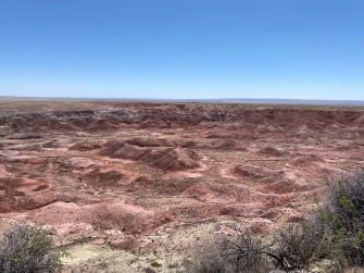 Colorful Painted Desert