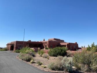 Historic Painted Desert Inn