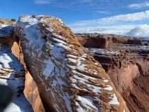 Mesa Arch profile